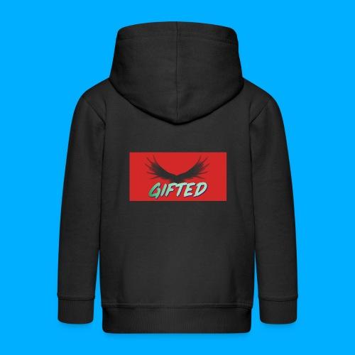 Gifted Design - Kids' Premium Zip Hoodie