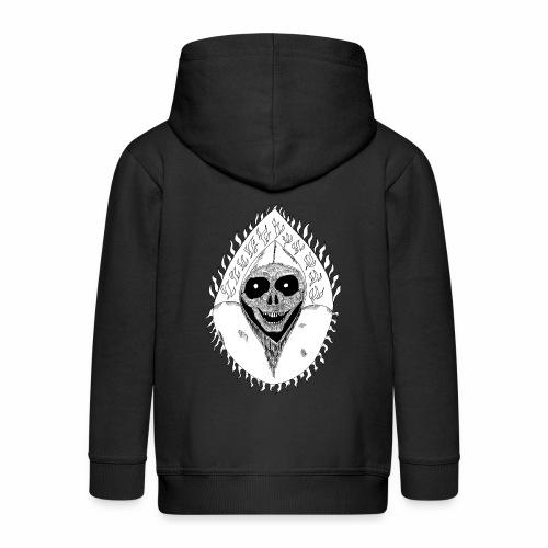 To Death - design first - Veste à capuche Premium Enfant