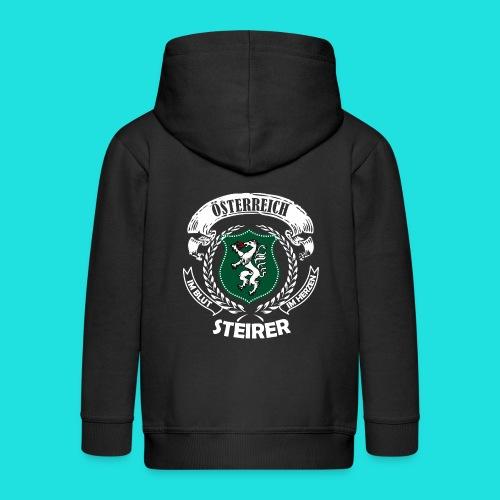 Steirer - Kinder Premium Kapuzenjacke