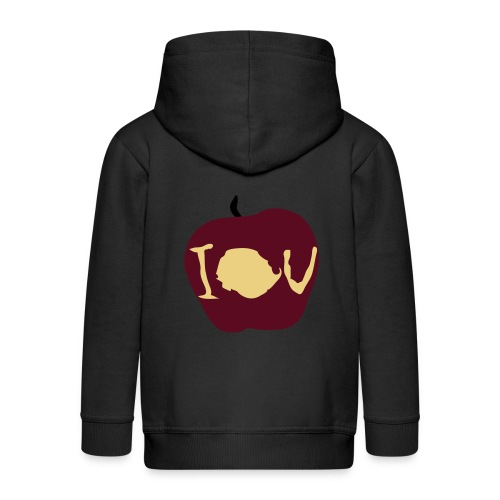 IOU (Sherlock) - Kids' Premium Hooded Jacket