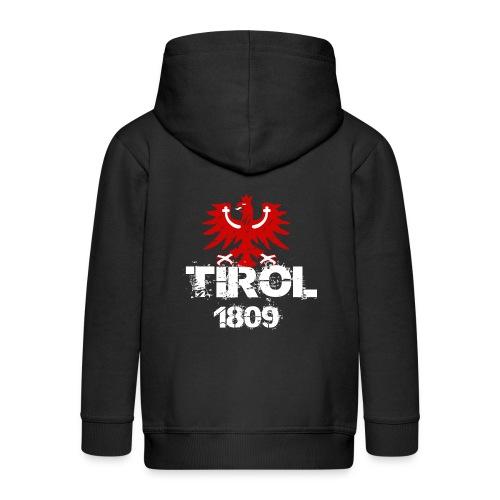 Tirol 1809 - Kinder Premium Kapuzenjacke