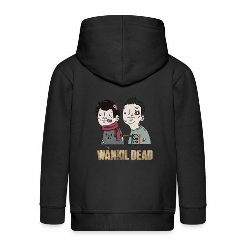 The Wankil Dead - Veste à capuche Premium Enfant