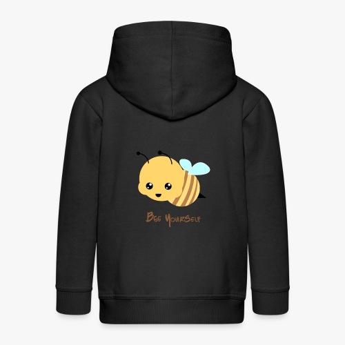 Bee Yourself - Premium hættejakke til børn