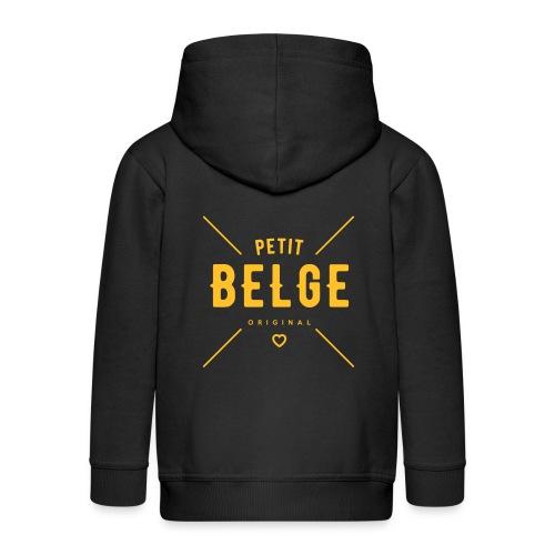 petit Belge original - Veste à capuche Premium Enfant