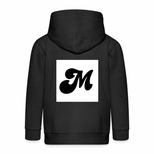 M - Kids' Premium Hooded Jacket