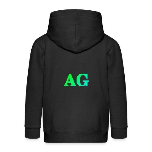 ATG Games logo - Lasten premium hupparitakki