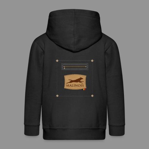 Belgian shepherd Malinois - Kids' Premium Hooded Jacket