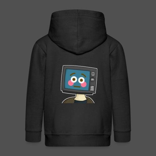 Flushed Faythexx - Kids' Premium Zip Hoodie