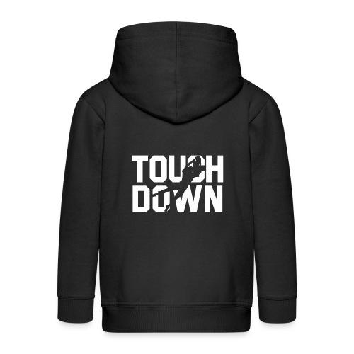 Touchdown - Kinder Premium Kapuzenjacke