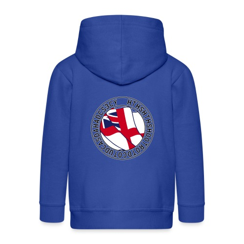 Hands to Harbour Stations (DC) - Kids' Premium Hooded Jacket