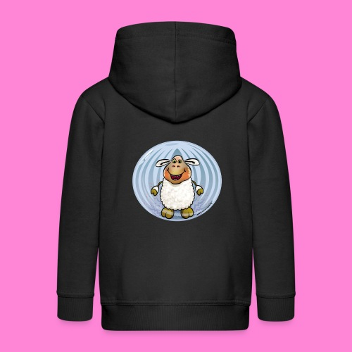 Halloween-sheep - Kinderen Premium jas met capuchon