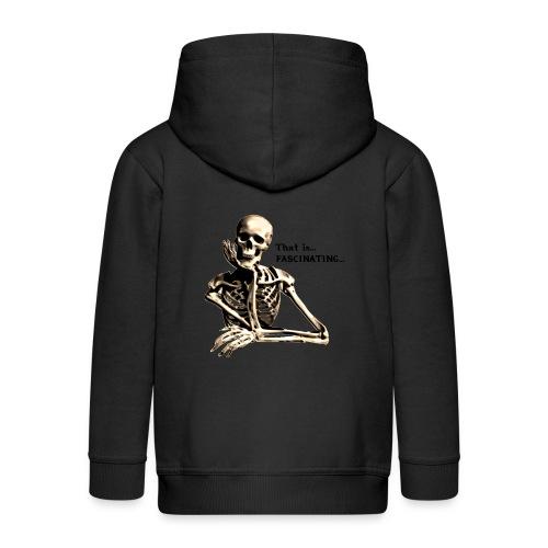 That Is Fascinating - Kids' Premium Hooded Jacket