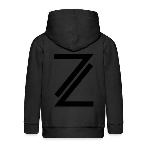 Z - Kids' Premium Zip Hoodie