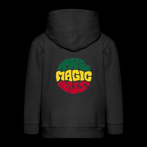 THE MAGIC BUS - Kids' Premium Zip Hoodie