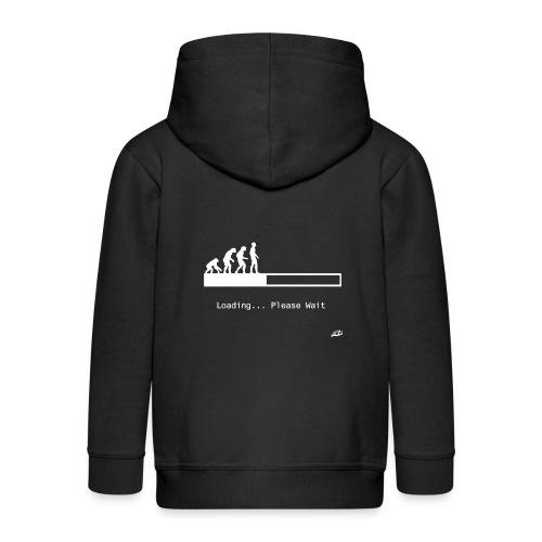 Loading... - Kids' Premium Zip Hoodie