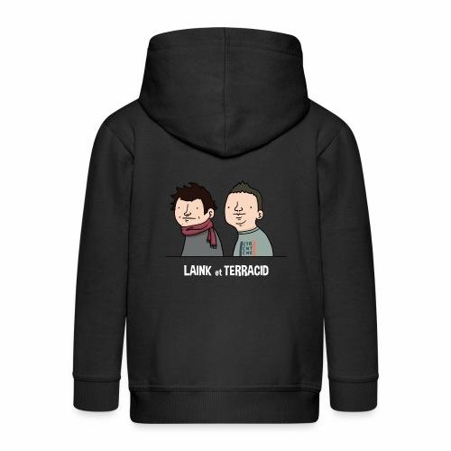 Laink et Terracid old - Veste à capuche Premium Enfant