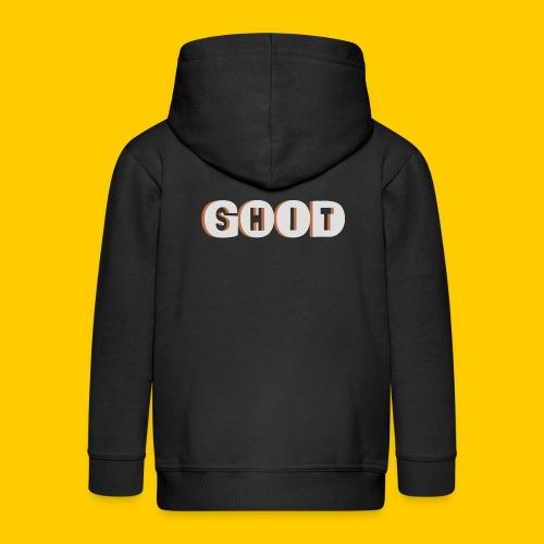 GoodShit - Premium-Luvjacka barn