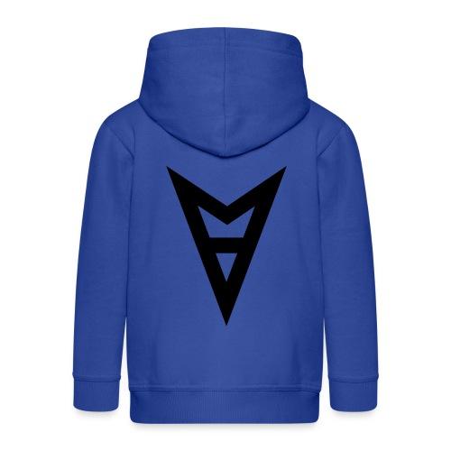 V - Kids' Premium Zip Hoodie