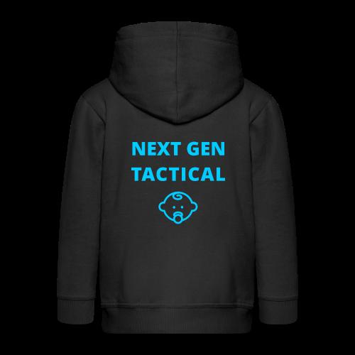 Tactical Baby Boy - Kinderen Premium jas met capuchon