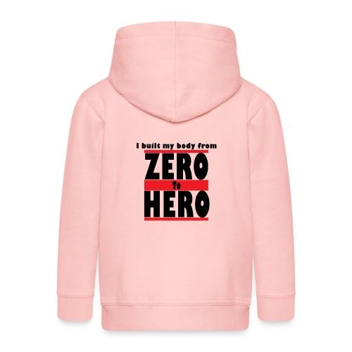 Zero To Hero - Lasten premium hupparitakki