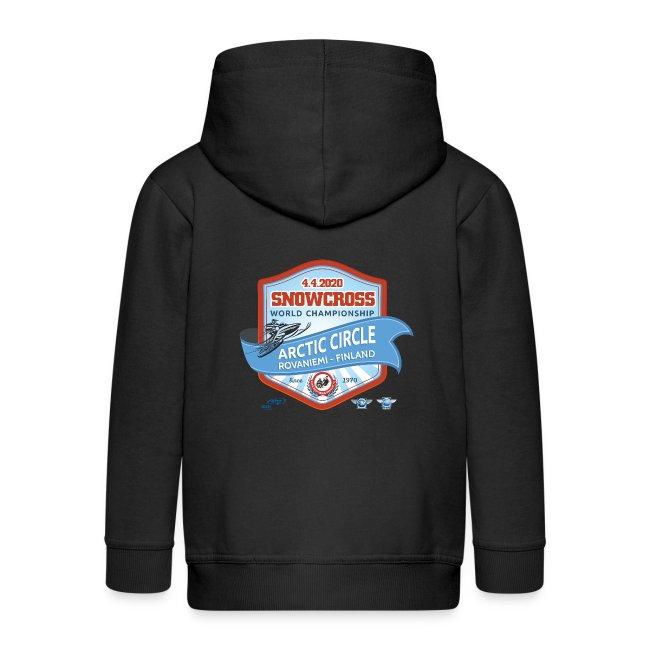 MM Snowcross 2020 virallinen fanituote