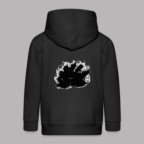 Crawley the Creeper - Kids' Premium Hooded Jacket