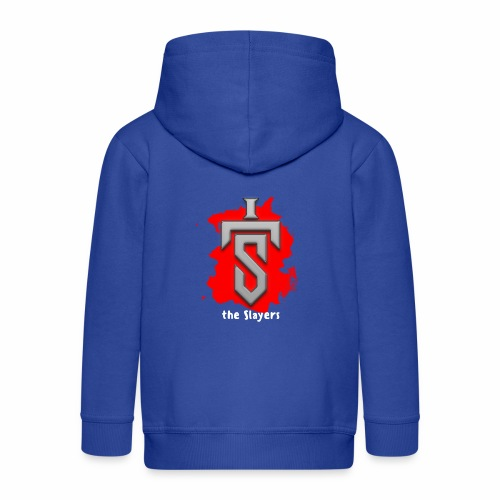 slayers - Kids' Premium Zip Hoodie