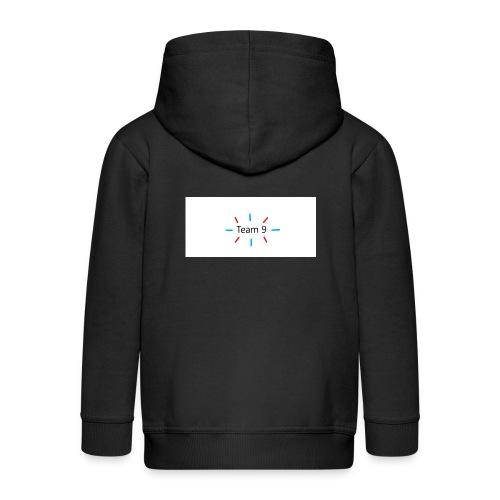 Team 9 - Kids' Premium Zip Hoodie