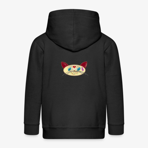 GATO PAOART - Chaqueta con capucha premium niño