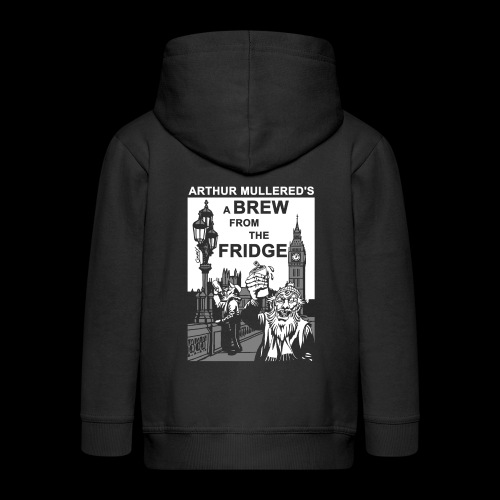 A Brew from the Fridge v1 - Kids' Premium Hooded Jacket
