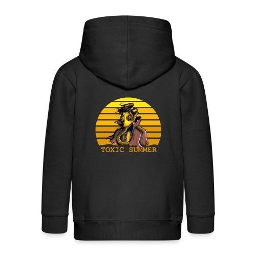 Toxic Summer - Chaqueta con capucha premium niño