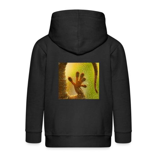 Gecko - Kids' Premium Zip Hoodie