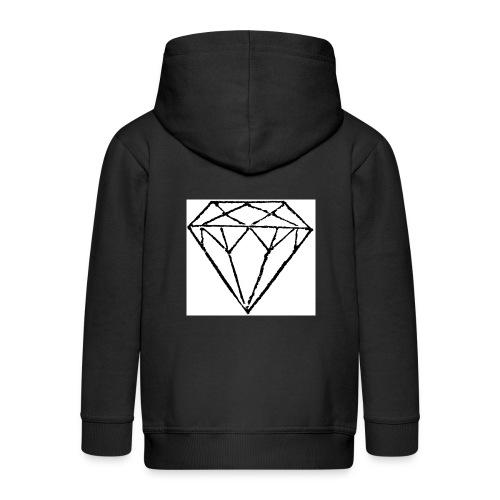 Diamond - Premium-Luvjacka barn