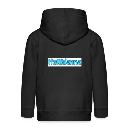 Merch - Kids' Premium Zip Hoodie