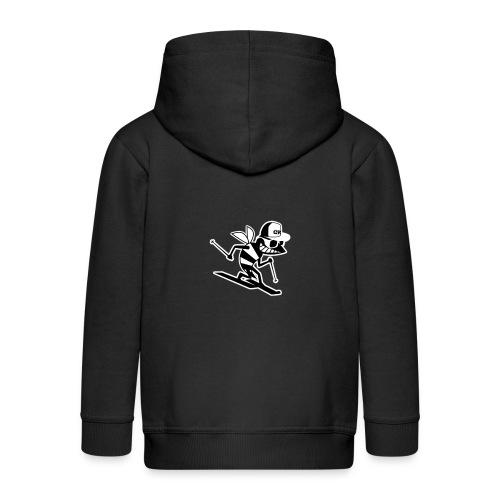 tee shirt GPfat1 - Veste à capuche Premium Enfant