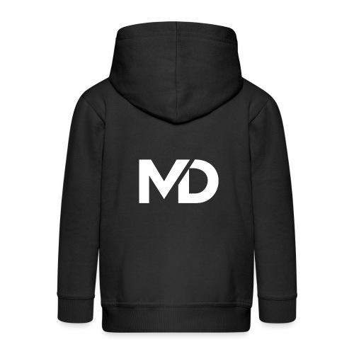 MD Clothing Official© - Veste à capuche Premium Enfant