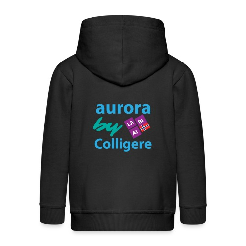 Aurora by Colligere - Premium Barne-hettejakke