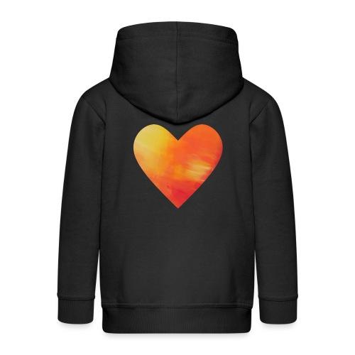 HeartWhisper Sissy`sCollection - Kinder Premium Kapuzenjacke