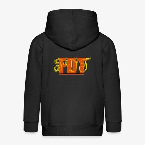 FDT - Kids' Premium Zip Hoodie