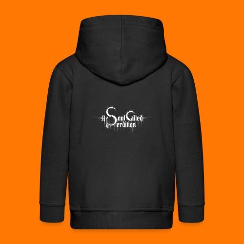A Soul Called Perdition In Silence -hoodie - Kids' Premium Hooded Jacket
