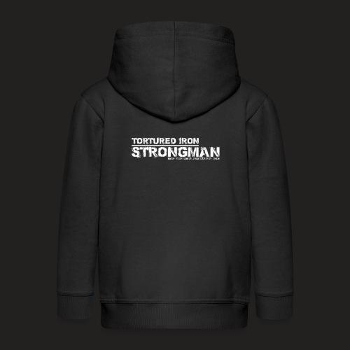 S1 png - Kids' Premium Hooded Jacket