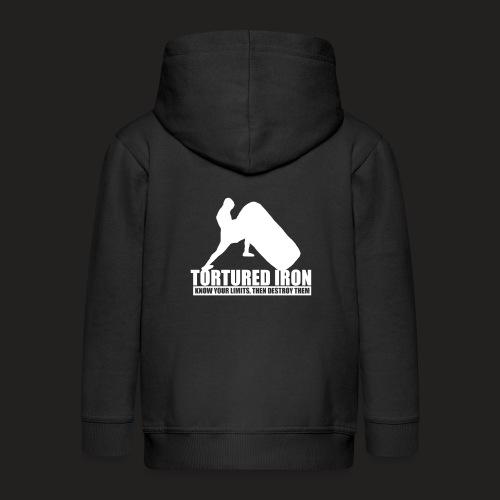 Strongman Tyr - Kids' Premium Hooded Jacket