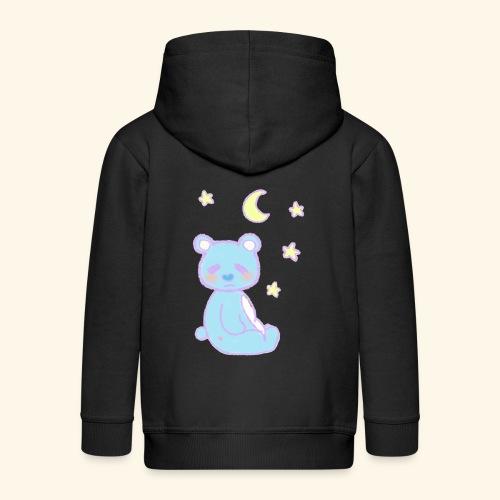 Sleepy bear - Veste à capuche Premium Enfant