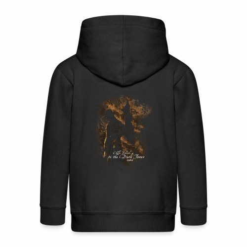 Gunslinger - Chaqueta con capucha premium niño