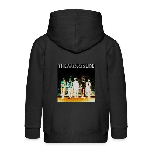 The Mojo Slide - Design 2 - Kids' Premium Hooded Jacket