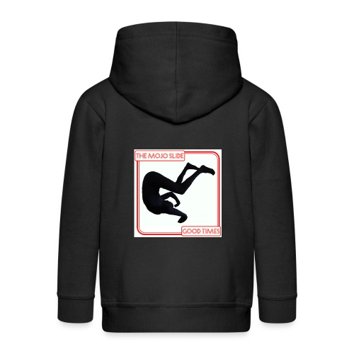 Good Times - Design 1 - Kids' Premium Zip Hoodie