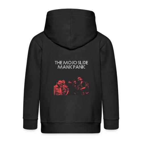 Manic Panic - Design 2 - Kids' Premium Zip Hoodie