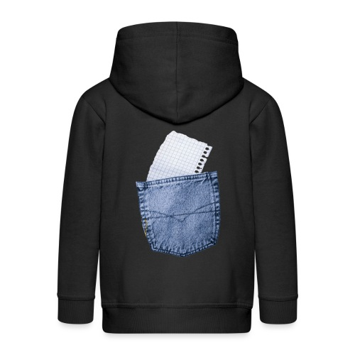 Jeans Baggy by #OneCreativeArts - Kinder Premium Kapuzenjacke