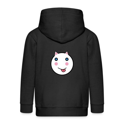 Alf Cat | Alf Da Cat - Kids' Premium Zip Hoodie