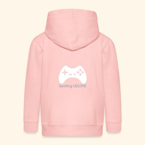 Gaming LEGEND - Kinderen Premium jas met capuchon